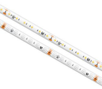 HI GRD RGB TAPE,IP68,24V,16.4FT RL,4.6W/FT,5050 3-IN-1 LEDS (44|HTL68-RGB)
