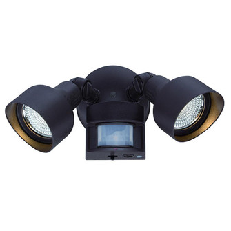 Motion Activated LED Floodlights Collection 2-Light Outdoor Architectural Bronze Light Fixture (245|LFL2ABZM)