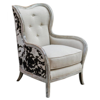 Uttermost Chalina High Back Armchair (85|23611)