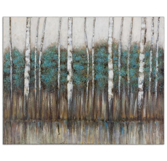 Uttermost Edge Of The Forest Canvas Art (85 34284)