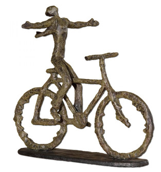 Uttermost Freedom Rider Metal Figurine (85|19488)