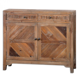 Uttermost Hesperos Reclaimed Wood Console Cabinet (85|24415)