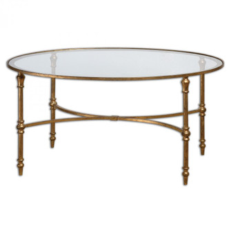Uttermost Vitya Glass Coffee Table (85|24338)