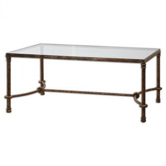 Uttermost Warring Iron Coffee Table (85 24333)