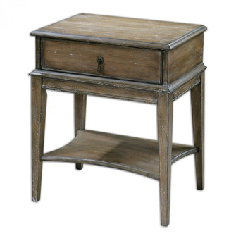Uttermost Hanford Weathered Side Table (85|24312)