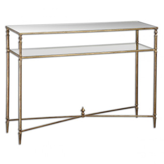 Uttermost Henzler Mirrored Glass Console Table (85 24278)