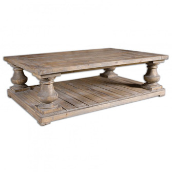 Uttermost Stratford Rustic Cocktail Table (85|24251)
