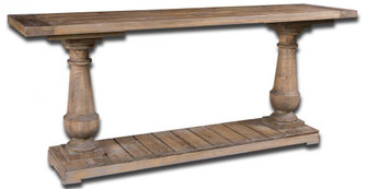 Uttermost Stratford Rustic Console (85|24250)