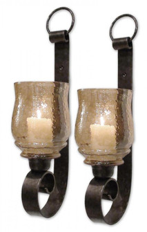Uttermost Joselyn Small Wall Sconces, Set/2 (85|19311)