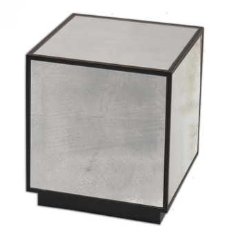 Uttermost Matty Mirrored Cube Table (85 24091)