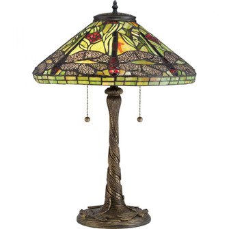 Jungle Dragonfly Table Lamp (26|TF2598T)
