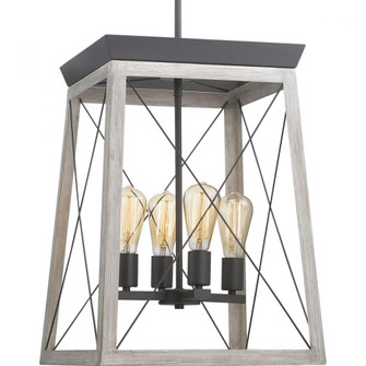 Briarwood Collection Four-Light Foyer (149|P500178-143)