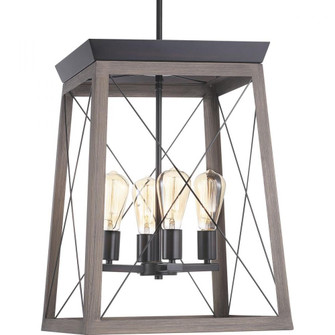 Briarwood Collection Four-Light Foyer (149|P500178-020)