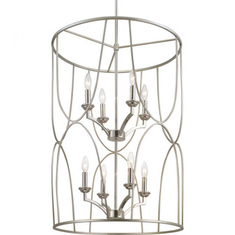 Landree Collection Eight-Light Foyer (149|P500177-134)