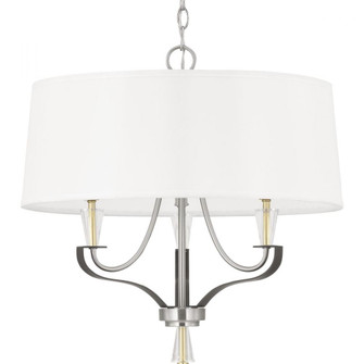 Nealy Collection Three-Light Chandelier (P400150-009)