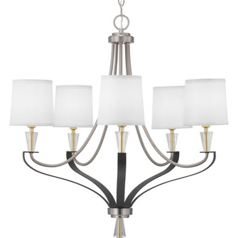 Nealy Collection Five-Light Chandelier (149 P400141-009)