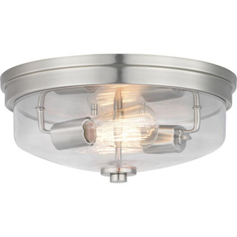 Blakely Collection Two-Light Flush Mount (149|P350121-009)