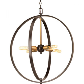 Swing Collection Four-Light Large Pendant (149|P5191-20)