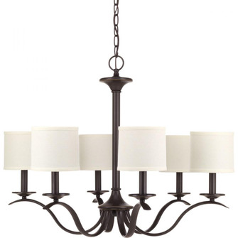 Inspire Collection Six-Light Chandelier (149 P4739-20)