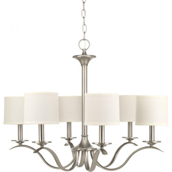 Inspire Collection Six-Light Chandelier (149 P4739-09)