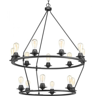 Debut Collection Fifteen-Light Chandelier (149|P400017-143)