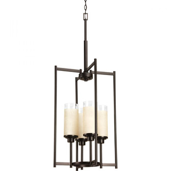 Alexa Collection Four-Light Foyer Chandelier (149|P3977-20)