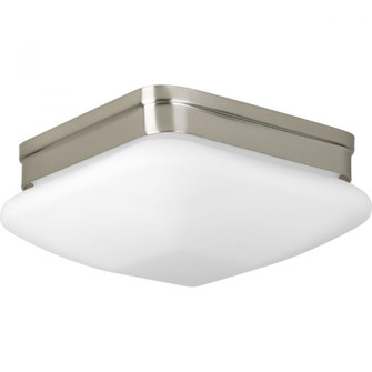 """Appeal Collection Two-Light 9"""" Flush Mount (149