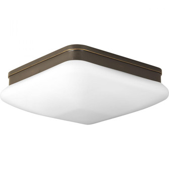 """Appeal Collection Two-Light 11"""" Flush Mount (149