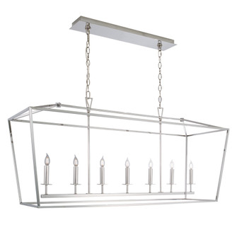 LINEAR CAGE PENDANT (148|1083-PN-NG)