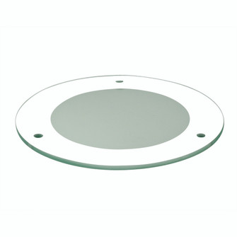 4'' GLASS,CLEAR OUT,FROST CTR (104|NTG-4SPH-CF)