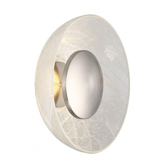 Cosmic Crystal LED Wall Sconce (3192|WS-98812-BN)