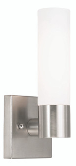 1 Light Brushed Nickel Wall Sconce (108|10101-91)