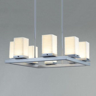 Outdoor Chandelier (254|PNA-7519W-SAWT-NCKL)