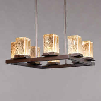 Outdoor Chandelier (254|FSN-7519W-MROR-DBRZ)