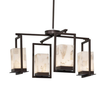 Laguna 4-Light LED Outdoor Chandelier (254|ALR-7510W-DBRZ)