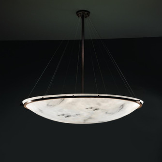 "72"" Round Pendant Bowl w/ Ring (254