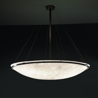 72'' Round Pendant Bowl w/ Ring (254|CLD-9698-35-DBRZ)