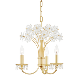 3 LIGHT CHANDELIER (57 4419-AGB)