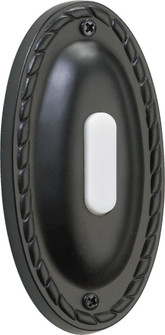TRADITIONAL OVAL BTN - OW (83|7-308-95)