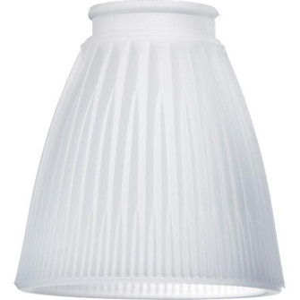 """2.25"""" FROST RIBBED BELL (83
