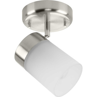 Ridgecrest Collection Brushed Nickel One-Head Multi-Directional Track (149|P900011-009)