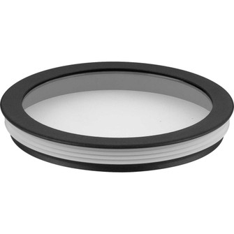 Cylinder Lens Collection Black 6-Inch Round Cylinder Cover (149|P860046-031)