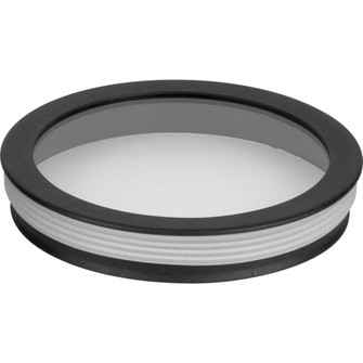 Cylinder Lens Collection Black 5-Inch Round Cylinder Cover (149|P860045-031)