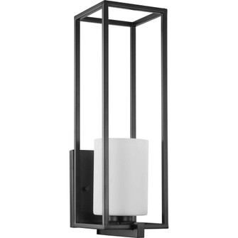 Chadwick Collection One-Light Black Wall Bracket (149|P710089-031)