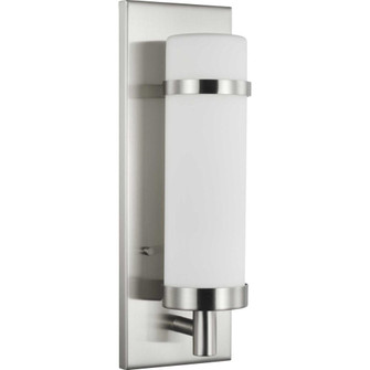 Hartwick Collection Brushed Nickel One-Light Wall Sconce (149|P710087-009)