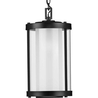 Irondale Collection Black One-Light Hanging Lantern (149|P550054-031)