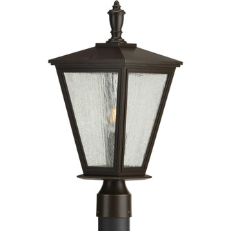 Cardiff Collection One-Light Post Lantern with DURASHIELD (P540039-020)