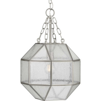 Mauldin Collection Brushed Nickel One-Light Pendant (149|P500221-009)