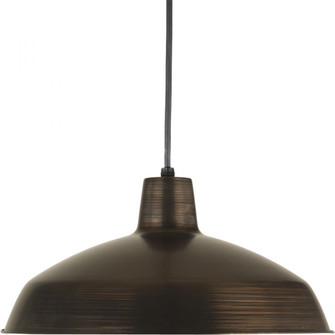 Metal Shade Collection One-Light Pendant (P5094-74)