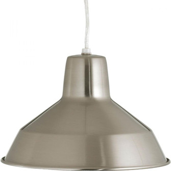 Metal Shade Collection One-Light Pendant (149|P5087-09)